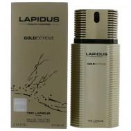 Lapidus pour Homme Gold Extreme de Ted Lapidus Eau de Toilette Vaporisateur 100ml