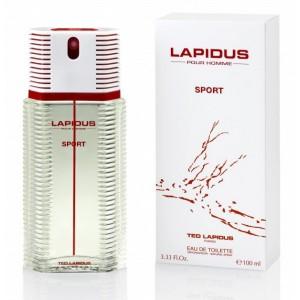 Lapidus pour Homme Sport de Ted Lapidus Eau de Toilette Vaporisateur 100ml