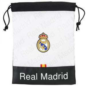 Pochette à Goûter 25cm Real Madrid