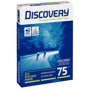 Ramette de Papier A3 Discovery Blanc - 500 feuilles