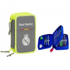 Trousse de Coloriage 41 pièces Real Madrid