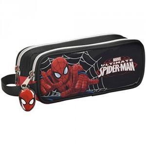 Trousse Double Fermeture Spider Man