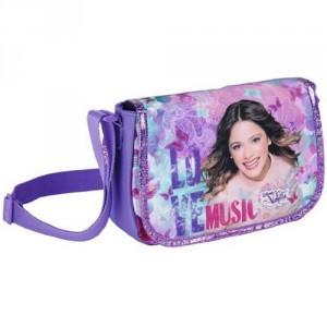 Petite Sacoche Love Music 22cm Violetta