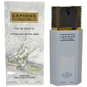 Lapidus Pour Homme de Ted Lapidus Eau de Toilette Vaporisateur 100ml