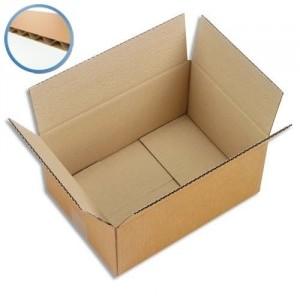 Carton Boîte emballages cartons n°15 - 200x140x140 mm