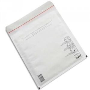 Enveloppe Matelassée Bulles d'Air en Kraft Blanc 30 x 44,5cm - boîte de 75