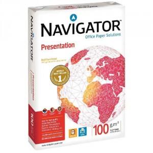 Ramette de Papier A4 Navigator Blanc - 500 feuilles
