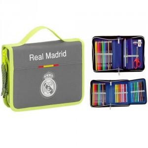 Malette de Coloriage 34 pièces Real Madrid