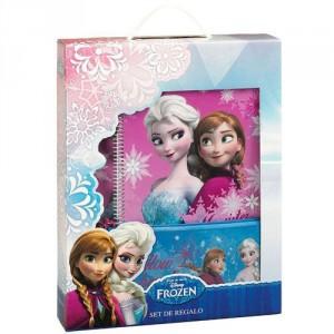 Coffret Cadeau 3 pièces La Reine des Neiges